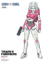 GG0002 - ARCEE G1 by GERCROW