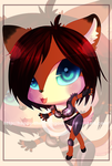 Commission: Ceb Chibi by MayomiCCz