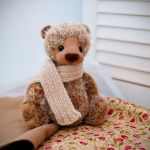 Teddy bear by ikerizo