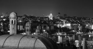 City view from Suleymaniye by TanBekdemir