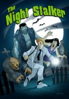 Kolchak: The Night Stalker by PReilly
