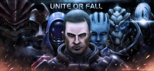 Mass Effect 3: The Crew by Arkis