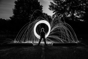 Steel Wool Project. by Hertz18360