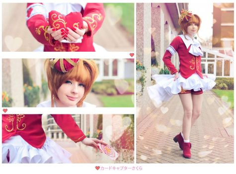 Cardcaptor Sakura |  First Love by Emi-zone