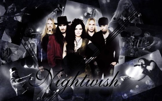 Nightwish Wallpaper 3 by the-never-fading