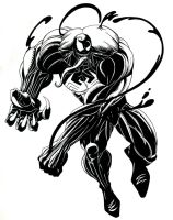 Venom by GregMayer