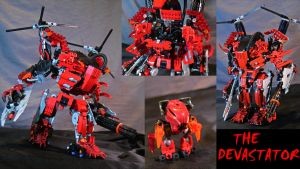 Devastator V3 by Deadpool7100