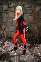 Lady Deadpool Cosplay (Marvel Comics) by BlindRainbow