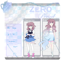 Zero Period App Yo: Bel Neige by spiderman-exceptnot