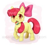 Apple Bloom by Assechan