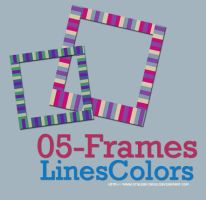 New_05-FramesLinesColors by StyleofCyrus