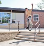 Cowinacan Stair Gap by Unicyclists-United