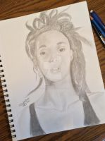 FKA Twigs by UtterlyAbsurdBella
