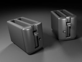 toaster by luwe2009