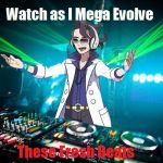 Mega Beats Meme by Ravers-Disease