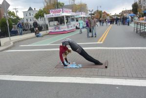 2015 Monster Mash, Mashing Contortionist 3 by Miss-Tbones