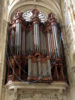 Eglise Saint-Eustache - pipe organs by kwizar
