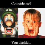 Coincidence?  You Decide by richardvh
