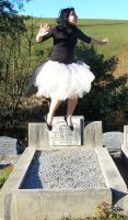 Bec Naughty Graveyard Fairy 19 by Gracies-Stock