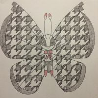 Vivillon: Roll Tide by mashonem
