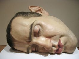 Ron Mueck 12 by ARTmonkey90