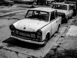 Old Trabant by Reiep