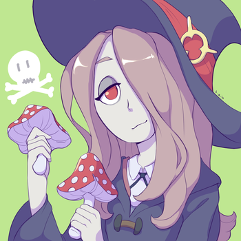 Sucy Icon by Thoughts-and-Bubbles