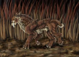 Sabertooth by Ruth-Tay
