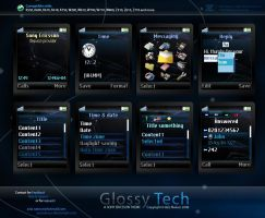 SE Glossy Tech by AzizNatour
