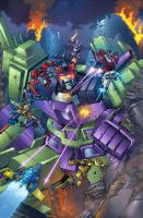 TF RID 16 Cover by glovestudios