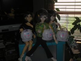 BJD's and Baskets by Storm137