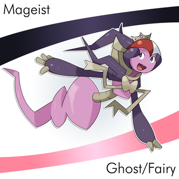 #218 Mageist by locomotive111