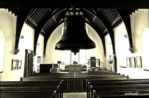 The Old Church Bell by Estruda