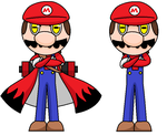 sage mario by Bar-Kun