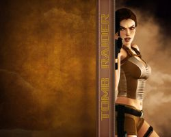 Tomb Raider: Underworld - GOLD by Halli-well