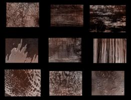 Grunge Background Pack by midnightstouch