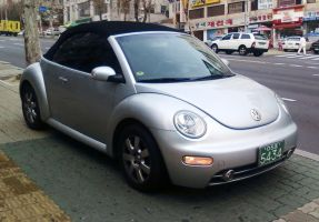 VW Beetle Cabrio to VWstiti by Kia-Motors