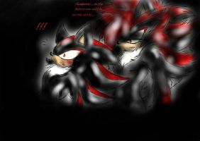 Shadow and Shadow by Mimy92Sonadow