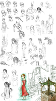 Character scribbly dump thing by nebluus