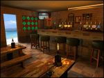 The Butterfield Bar by AndyPrower