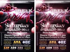 Greek Freak Flyer by V1sualPoetry