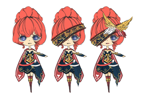Butterfly Toy Soldier Offer-to-Adopt by chuguri