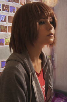 Something new - Max Caulfield by lsimpla