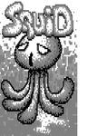 ASCII Squid by jelbo