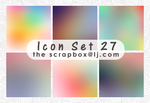 Icon Texture Set 27 by bystrawbrry