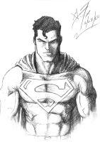 Superman by Shlickdoo
