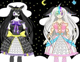 NightMare/DayDream Gender Bend Contest Entry by xX-KiyomiHime-Xx