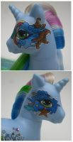 My Little Pony Celestial by eponyart