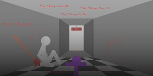 Hallway to Exit ( Finish ) by playercod