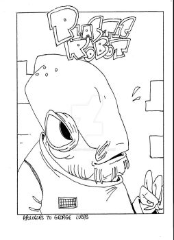 Plastic Robot Big Time Pg 6 by PLASTIC-ROBOT-COMIC